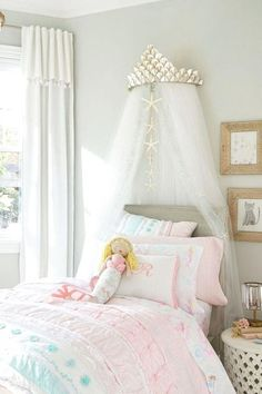 Beautiful Collor Charming Pink Bedroom Design Ideas To Pretty Girls