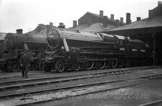 Semaphores and Steam | LMS Photos of the 1948/1949 fair