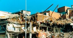 The Newcastle Workers Club was hit hard in the 1989 earthquake. (Credit: City of Newcastle, N.S.W., Australia)