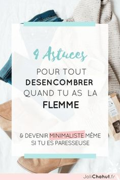 Comment désencombrer sa maison quand on est paresseuse Journal Organization, Home Organisation, Shabby Chic Banners, Army Bedroom, Grand Menage, Romantic Shabby Chic, Flylady, Wet Rooms, Baby Decor