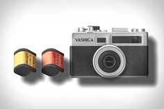 Yashica's roots trace back to Nagano in 1949, its peak coming with the release of the Electro 35 rangefinder in 1965. While the company is long gone, the brand lives on with the Electro-inspired Y35 Digifilm Camera. It has a...