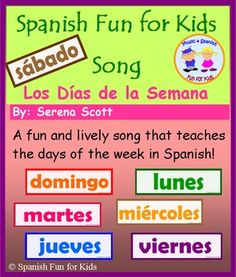 17 Best Spanish Songs for Children images in 2016 | Spanish
