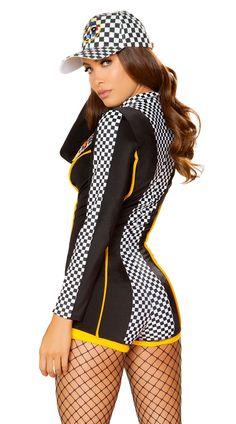 Race Car Diva Costume #Sponsored , #AFFILIATE, #Car, #Race, #Costume, #Diva