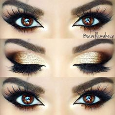 Awesome Eye Makeup Tips for You to Try! ★ See more: http://glaminati.com/eye-makeup-tips-try/