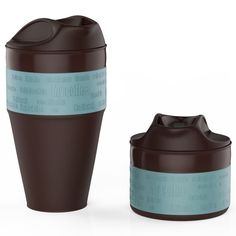 (Blue) - Jerrybox Collapsible Coffee Cup with Lid, Coffee Mug to go, Portable Coffee Cup, BPA Free Silicone, Reusable Travel Cup Compact Tea Cup, 350ml, Blue, Environmentally Friendly. This reusable, collapsible and leak-proof coffee cup is the newest design on the market that will appeal to all coffee lovers. | eBay!