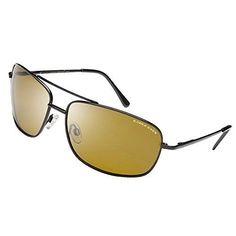 98c0ccd63bb Eagle Eyes Navigator Black Polarized Sunglasses Polarized Sunglasses