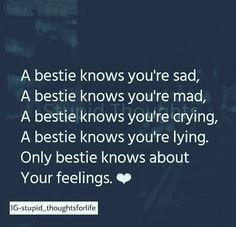 To kia halat hoti hau jb bestie door ja raha ho Love My Best Friend, Friends Are Like, True Friends, Cute Text Quotes, Love Quotes, Inspirational Quotes, Besties Quotes, Best Friend Quotes, Friend Poems