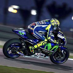 Rossi at Qatar