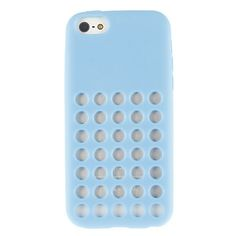Solid Color Vuoto-fuori turno Dots Custodia morbida in silicone per iPhone 5C (colori assortiti) – EUR € 2.75