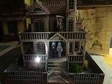 Haunted House Paper Model - Free