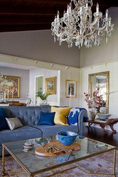 Lisa's House: Living Room