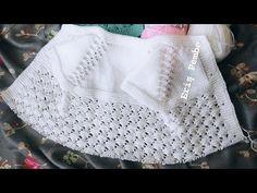 Badem Modeli İle Yelek - YouTube Knit Crochet, Knitting, Kids, Youtube, Tejidos, Young Children, Boys, Tricot, Breien