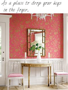 House of She: To Swoon for a Demilune    Entrance...