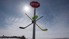 Broncos crash raises questions about stop signs at 100 kmh intersections Broncos, Canada, Home Inc, Signs, Fundraising, Counting, Hockey, This Or That Questions, News