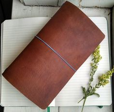 Midori Travel Notebook