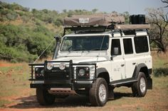 Front Runner Defender 110 Project - Land Rover - ExPo: Adventure and Overland Travel Enthusiasts
