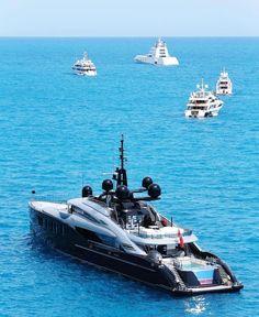 OKTO - 66.4m - 217ft 10in - ISA - 2014 - Monaco Yacht Life https://bravoloto.app.link/2Jk0UbzgfE