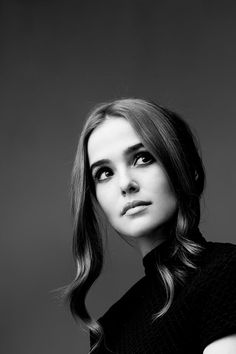 Zoey Deutch by Isaac Sterling Photoshoot (June 2015)