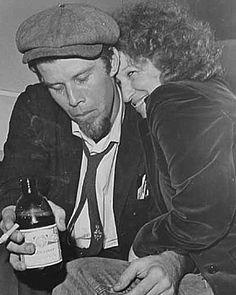 Tom Waits + Bette Midler