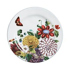 Juliska Field of Flowers Party Plates, Set of 4 | Bloomingdale's