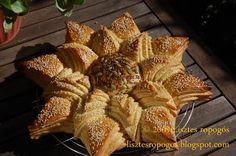 Lisztes ropogós: Napraforgó kenyér