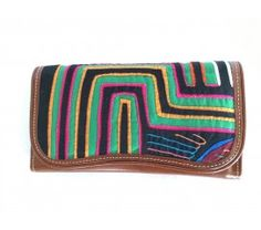 d0a1f2705 31 Best ACCESORIOS CUERO/MOLA PANAMÁ images | Leather, Wallets ...