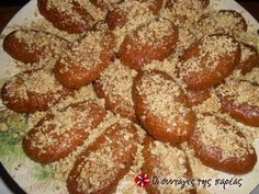 Greek Desserts, Greek Recipes, Food N, Food And Drink, Sausage, French Toast, Cooking Recipes, Cookies, Meat