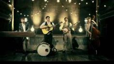 """Mumford and Sons - Little Lion Man, via YouTube. I really don't like how they drop the """"f"""" bomb in it because their music is so full of talent.. i love the instruments!"""