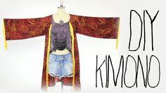 Kimono of DEATH! ThreadBanger Projects