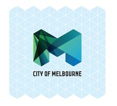 Here's a closer look at the City of Melbourne Type that is used in a majority of Melbourne's advertising.  #typography #design