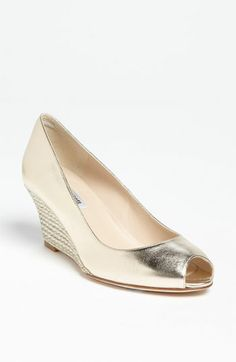 L.K. Bennett 'Zelita' Pump available at #Nordstrom... Incredible timing/luck at Nordstrom Rack :)  Now in the closet for me and both of the girls - Love them!!!!