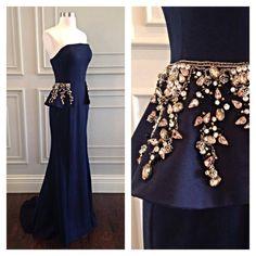 Hijab Prom Dress, Cute Long Sleeve Dresses, Skirt Fashion, Fashion Dresses, Classy Gowns, Drape Gowns, Engagement Dresses, Stunning Dresses, Wedding Dress Styles