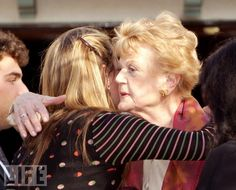 Funeral for Angela Lansbury's husband Peter Shaw