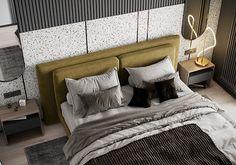 "Apartment in Kharkiv ZHK ""Dom na Sokol'nikakh"" - Dezign Ark (Beta) Living Room Tv Unit Designs, Interior Design, Bedroom Makeover, Cool House Designs, Home Room Design, Apartment Design, Comfortable Bedroom Decor, Bedroom Design, Bathroom Design Decor"