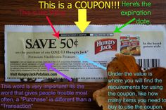 Great coupon tips for beginners!