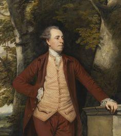 Richard Crofts of West Harling Hall, Sir Joshua Reynolds, 1775
