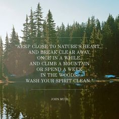 New Nature Quotes Wisdom John Muir 35 Ideas The Words, Cool Words, Great Quotes, Quotes To Live By, Inspirational Quotes, Peace Quotes, In The Woods Quotes, Wild Quotes, Inspire Quotes