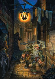 #Inn, Dungeons and Dragons, #dwarves