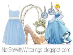 Disney Cinderella Outfit Princess