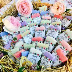 Wedding soap, wedding soap favors, wedding favors