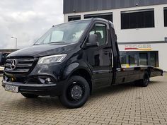 #kegger #mercedessprinter #towtruck