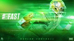 Baylor College Football Recruiting, Collage Football, Sports Marketing, Sports Graphics, Sports Images, American Football, Digital, Twitter, Travel