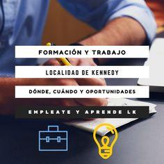 #CursoMercadeoDigital 1. Oportunidades de formación y trabajo en mi localidad.