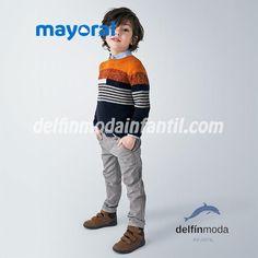 Mayoral Jersey Tricot Fantas/ía Bebe Ni/ña Gris