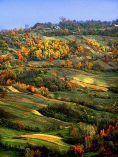 Negoiesti - Gorj, Romania by Alin B. Places Around The World, Travel Around The World, Around The Worlds, All Nature, Amazing Nature, Places To Travel, Places To See, Beautiful World, Beautiful Places