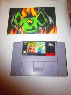 Mario is Missing! (Super Nintendo, 1994) Free Shipping
