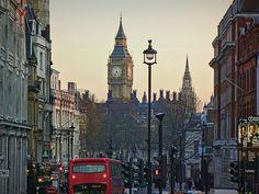 This is London by maistora, via Flickr Big Ben. 2001