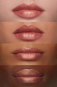 Swooning over this gorgeous lip color that looks fabulous on everyone.
