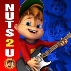 Alvin and The Chipmunks Digitally Debuts New Album Nuts 2 U