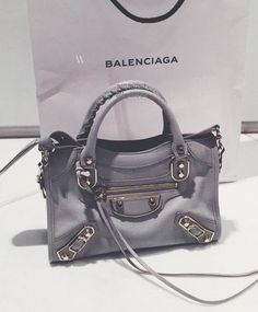 88d1cbe89b balenciaga mini city - cutest bag ever